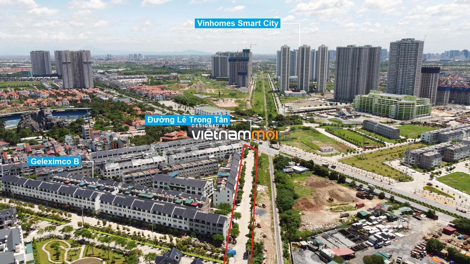 Đường sẽ mở theo quy hoạch ở phường Dương Nội, Hà Đông, Hà Nội (phần 2) - Ảnh 2.