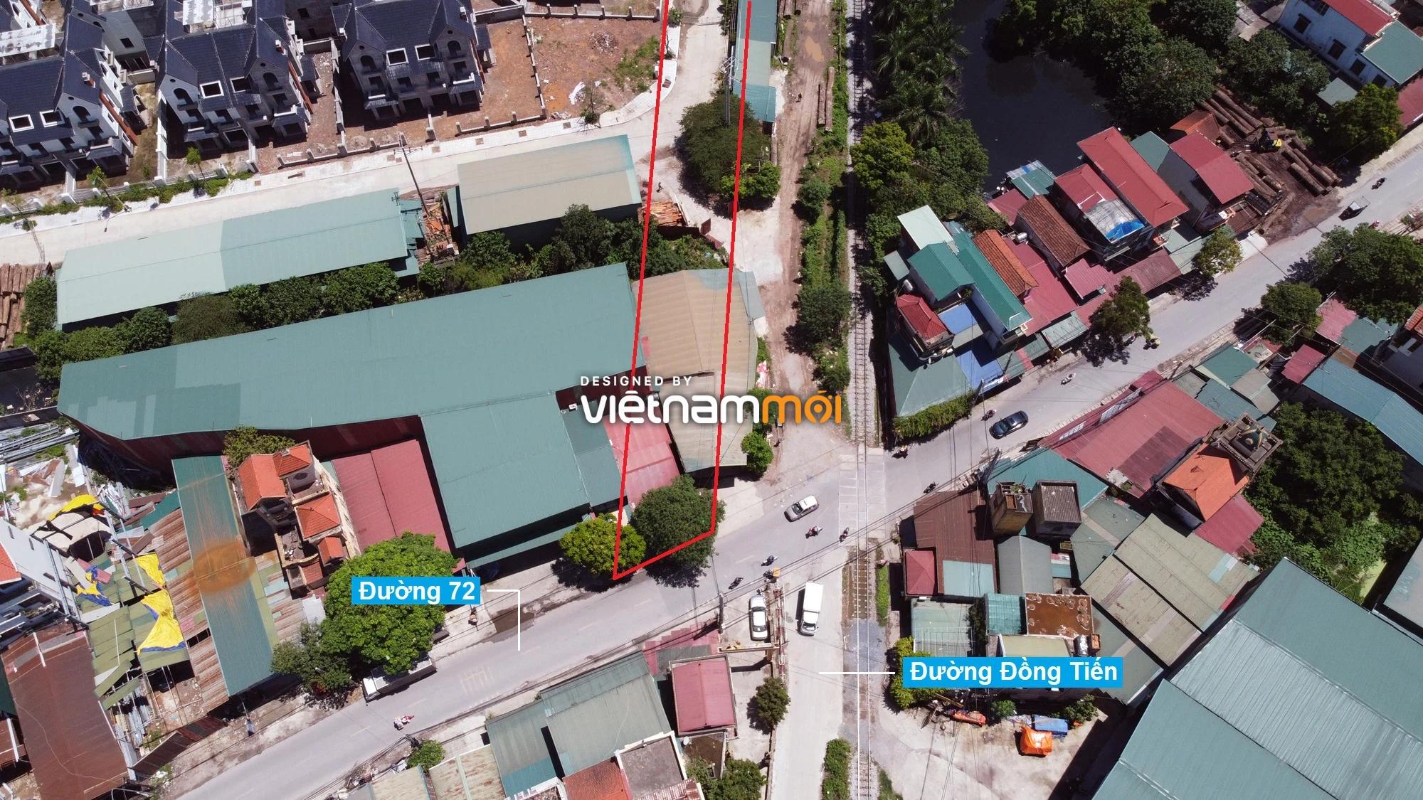 Đường sẽ mở theo quy hoạch ở phường Dương Nội, Hà Đông, Hà Nội (phần 2) - Ảnh 4.
