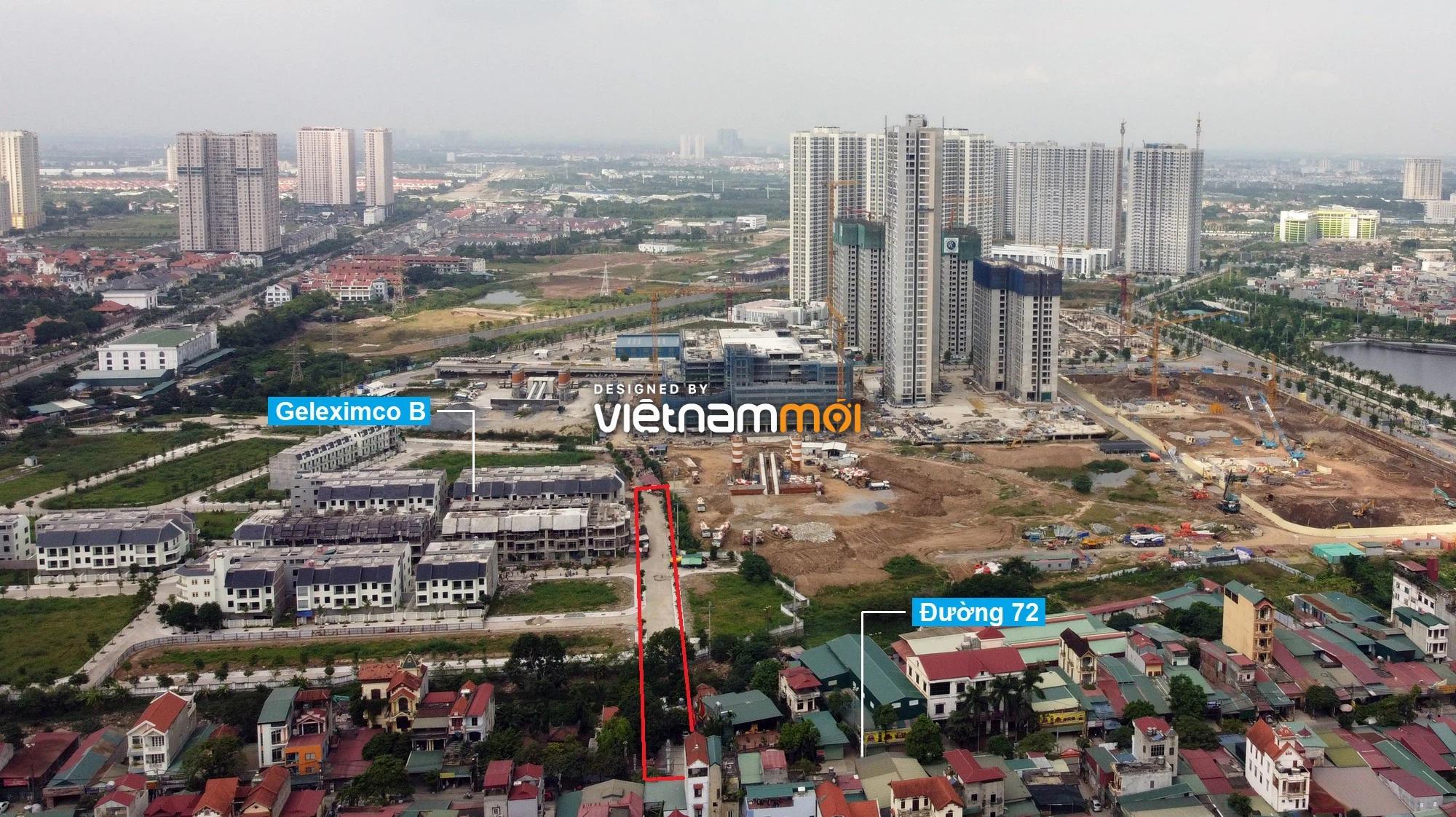 Đường sẽ mở theo quy hoạch ở phường Dương Nội, Hà Đông, Hà Nội (phần 2) - Ảnh 11.