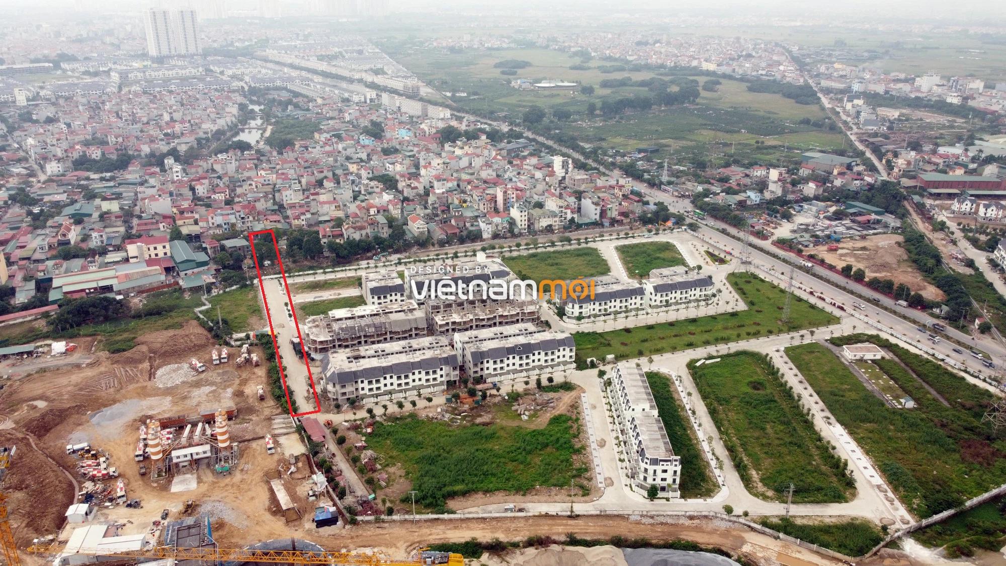 Đường sẽ mở theo quy hoạch ở phường Dương Nội, Hà Đông, Hà Nội (phần 2) - Ảnh 14.
