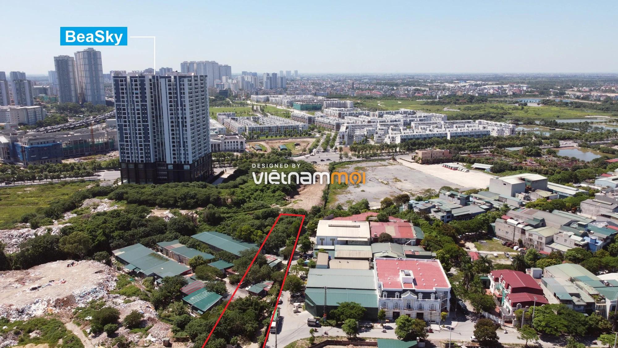 Những khu đất sắp thu hồi để mở đường ở xã Tân Triều, Thanh Trì Hà Nội (phần 1) - Ảnh 3.