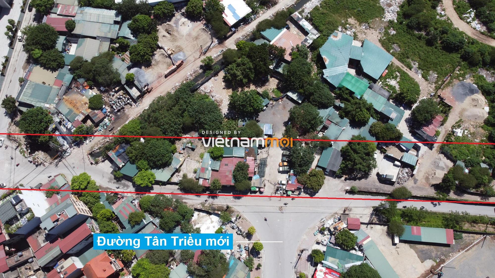 Những khu đất sắp thu hồi để mở đường ở xã Tân Triều, Thanh Trì Hà Nội (phần 1) - Ảnh 4.