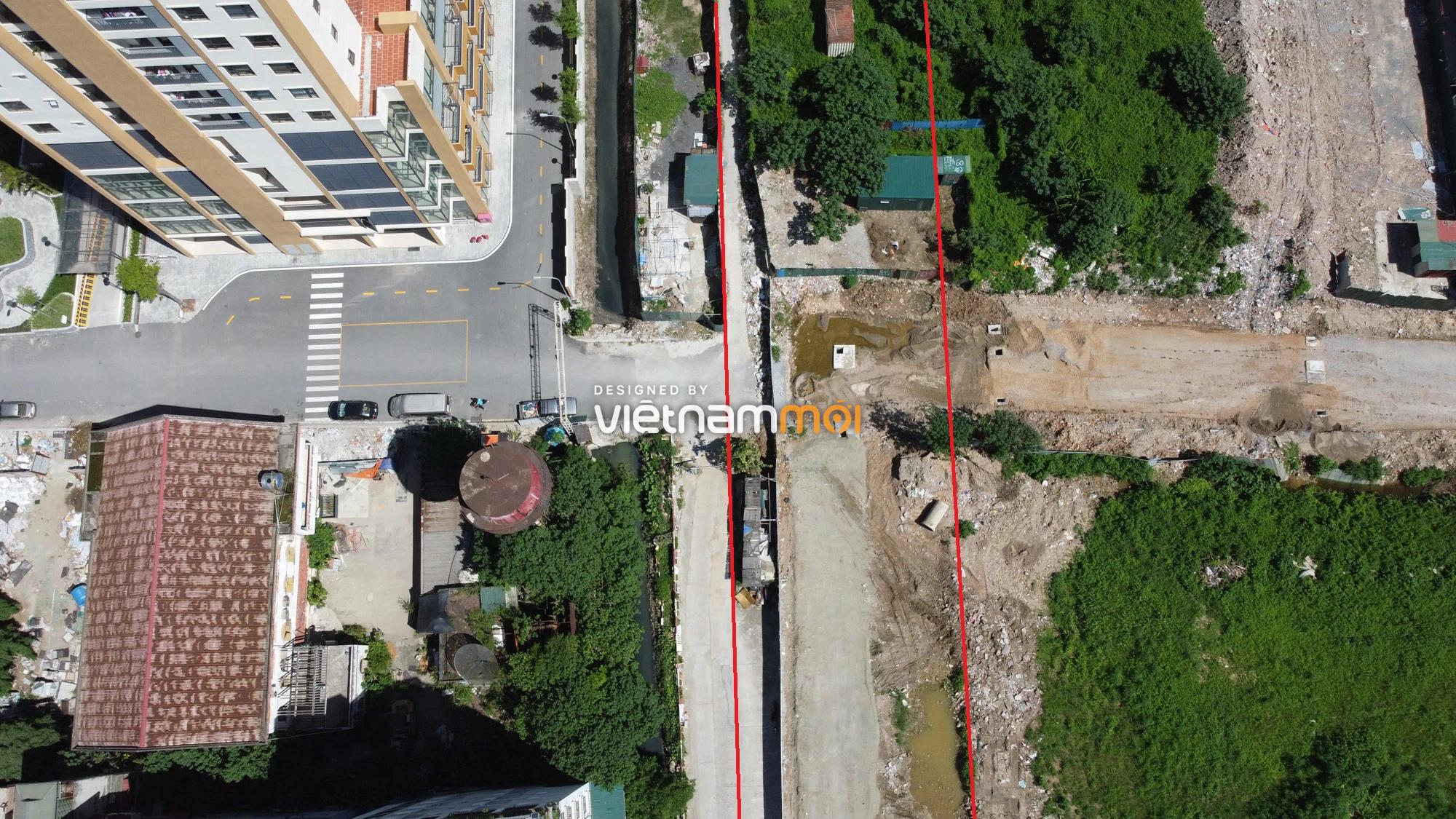 Những khu đất sắp thu hồi để mở đường ở xã Tân Triều, Thanh Trì Hà Nội (phần 1) - Ảnh 9.