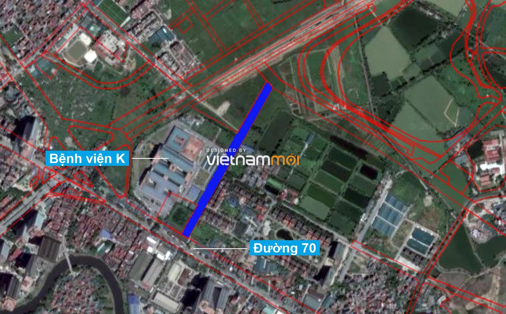 Những khu đất sắp thu hồi để mở đường ở xã Tân Triều, Thanh Trì Hà Nội (phần 1) - Ảnh 12.
