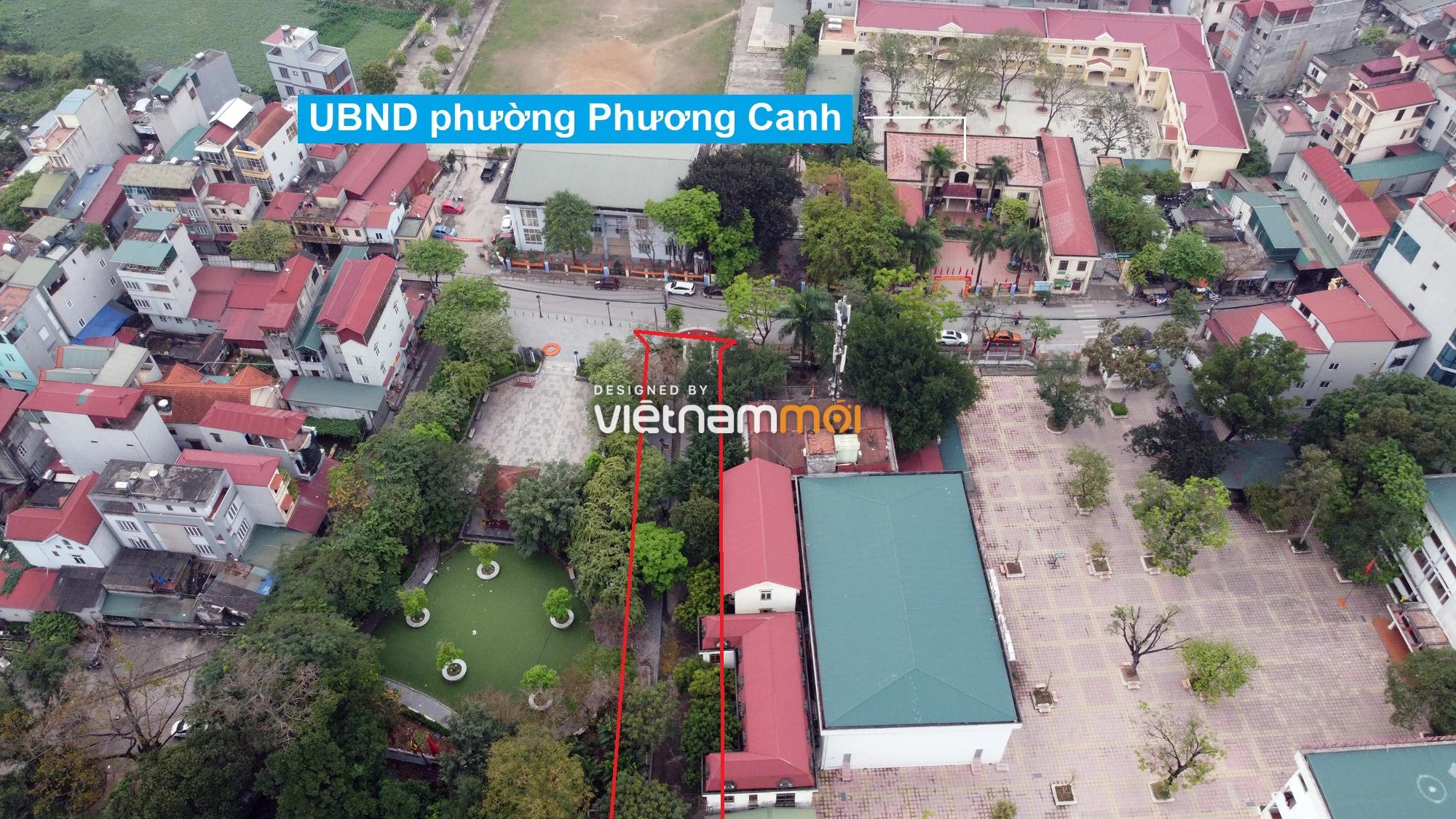 Những khu đất sắp thu hồi để mở đường ở phường Phương Canh, Nam Từ Liêm, Hà Nội (phần 4) - Ảnh 6.