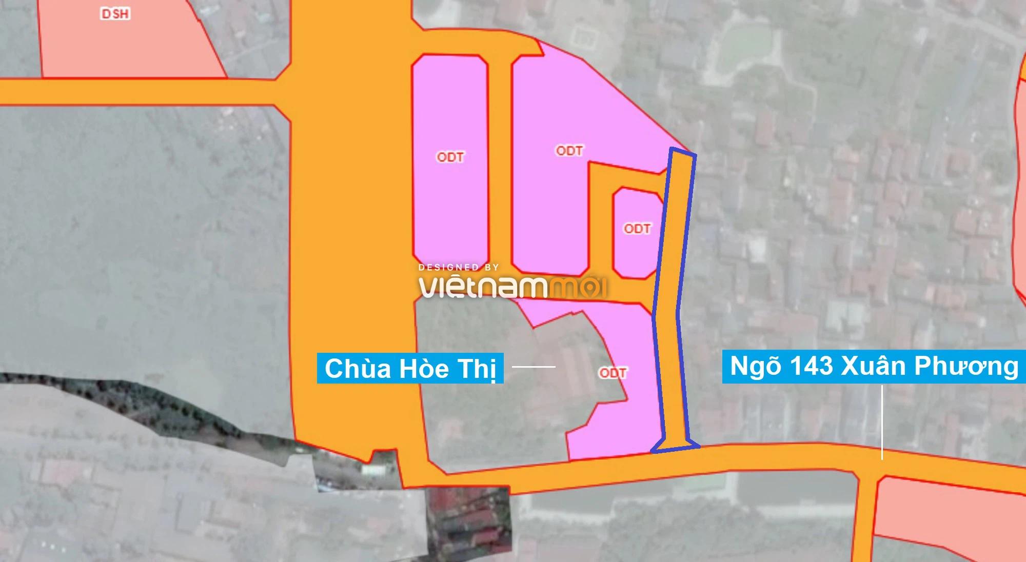 Những khu đất sắp thu hồi để mở đường ở phường Phương Canh, Nam Từ Liêm, Hà Nội (phần 4) - Ảnh 9.