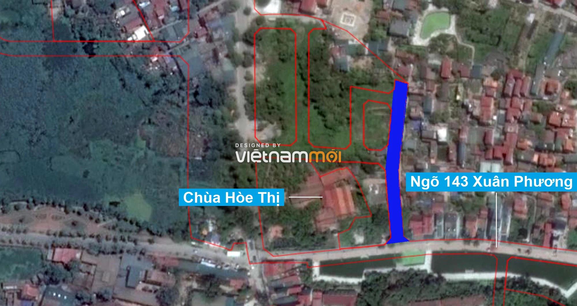 Những khu đất sắp thu hồi để mở đường ở phường Phương Canh, Nam Từ Liêm, Hà Nội (phần 4) - Ảnh 10.