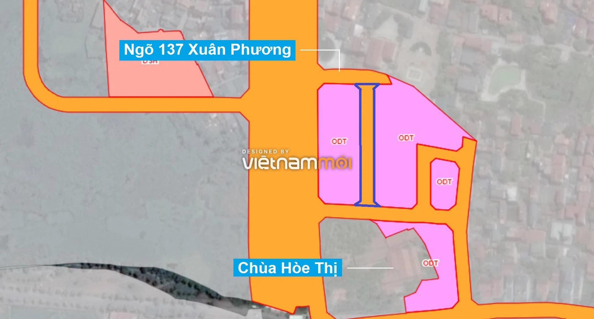 Những khu đất sắp thu hồi để mở đường ở phường Phương Canh, Nam Từ Liêm, Hà Nội (phần 4) - Ảnh 14.