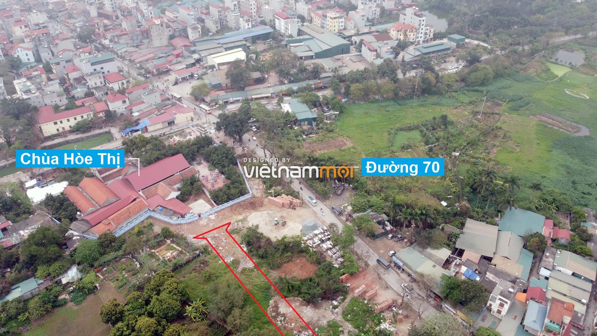 Những khu đất sắp thu hồi để mở đường ở phường Phương Canh, Nam Từ Liêm, Hà Nội (phần 4) - Ảnh 16.