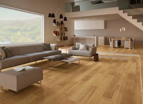 Có nên dùng gạch giả gỗ cho nền nhà không? - Ảnh 2.