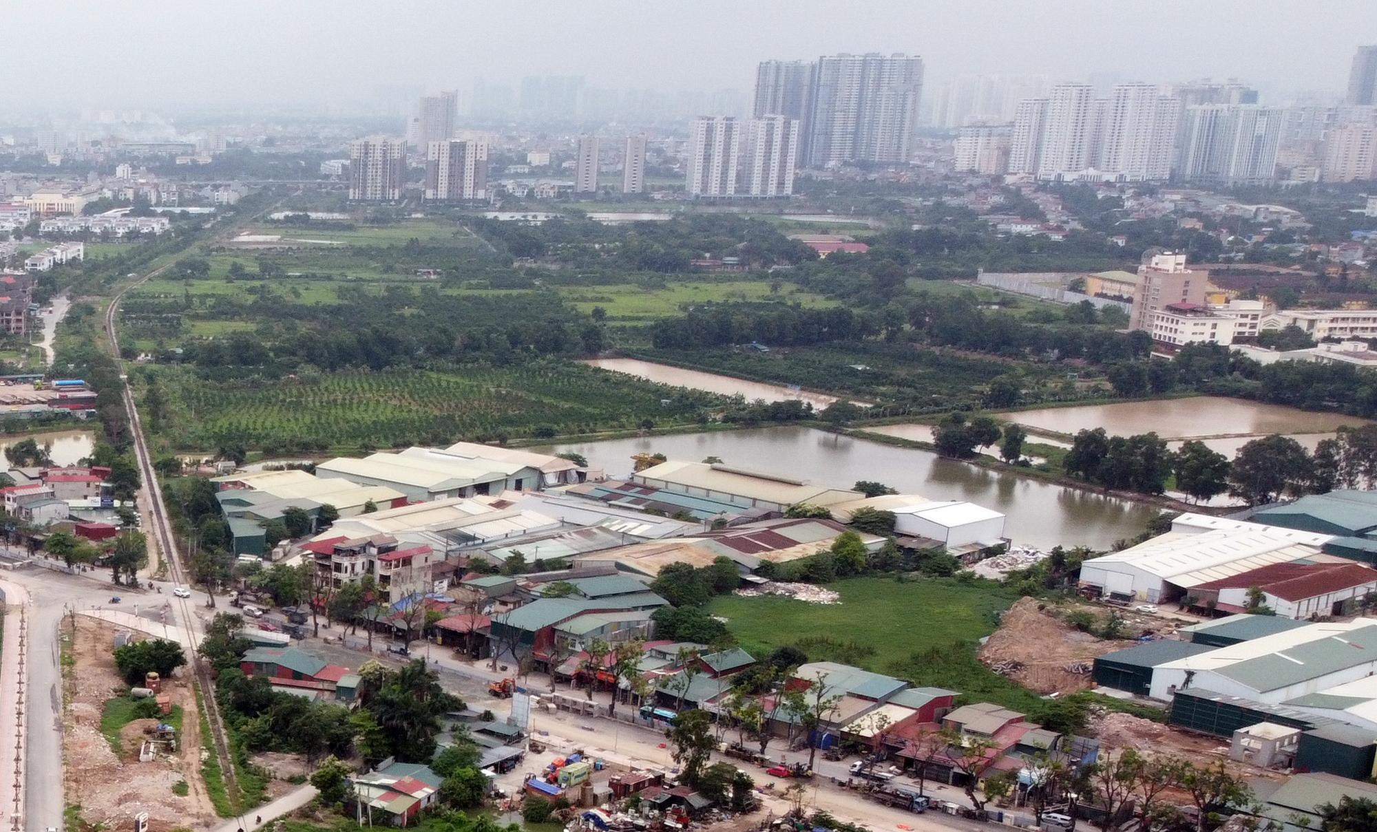 Những khu đất sắp thu hồi để mở đường ở phường Tây Mỗ, Nam Từ Liêm, Hà Nội (phần 3) - Ảnh 7.