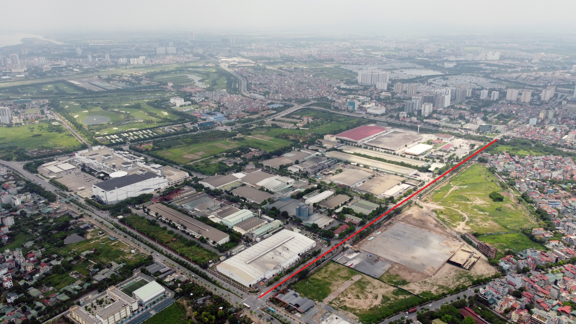 Đường sẽ mở theo quy hoạch ở phường Thạch Bàn, Long Biên, Hà Nội (phần 4) - Ảnh 5.