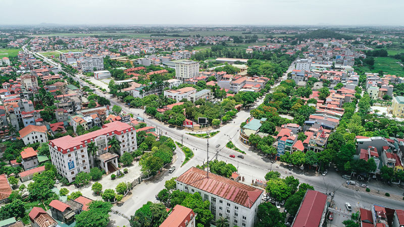 Hà Nội bán đấu giá 555 m2 đất tại Sóc Sơn, khởi điểm 2,3 tỷ đồng - Ảnh 1.