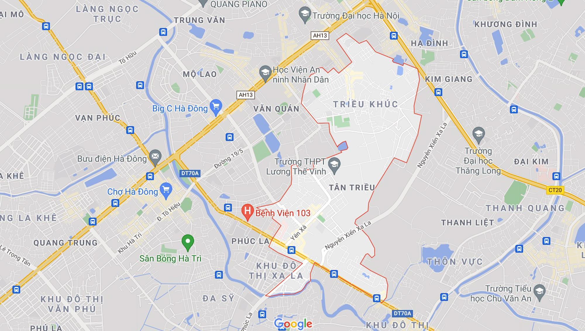 Những khu đất sắp thu hồi để mở đường ở xã Tân Triều, Thanh Trì Hà Nội (phần 1) - Ảnh 1.