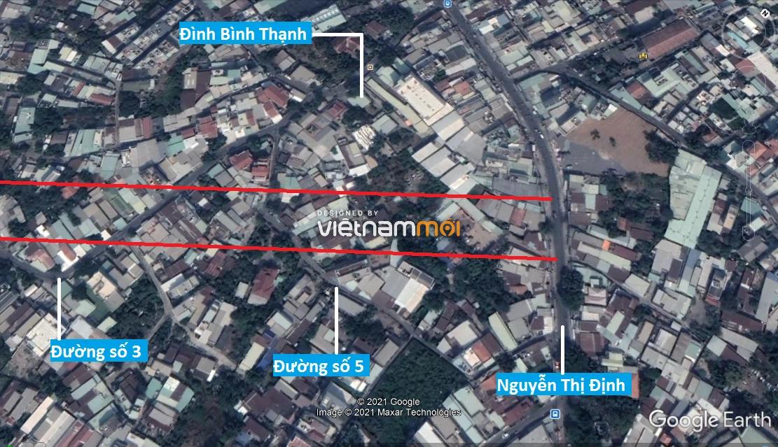 Đường sẽ mở theo quy hoạch ở phường Thạnh Mỹ Lợi, quận 2, Thủ Đức, TP HCM (phần 5) - Ảnh 4.