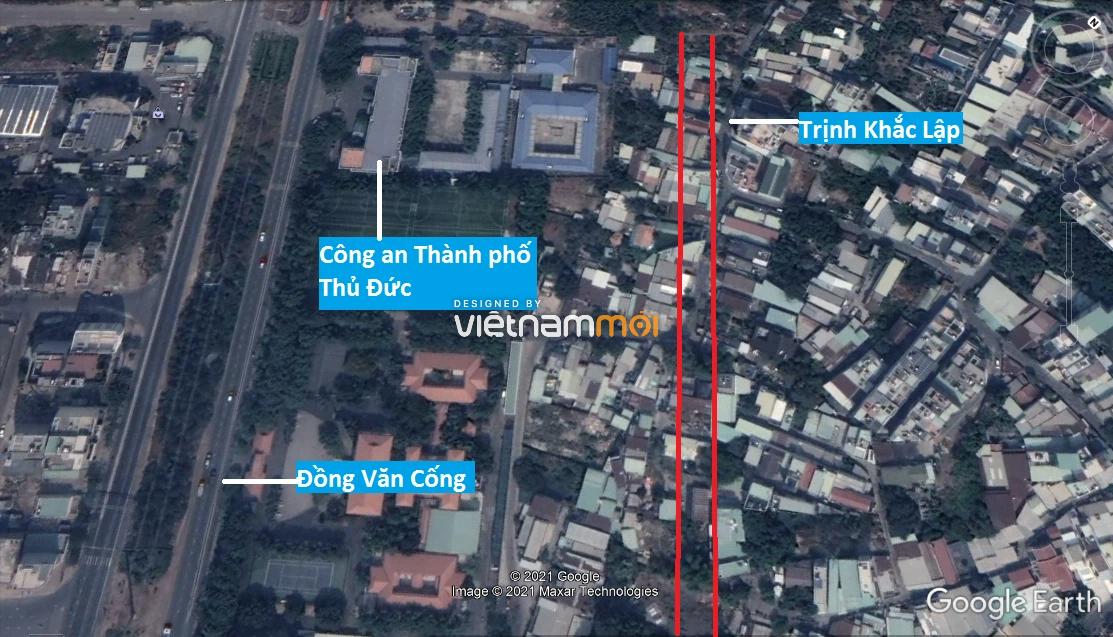 Đường sẽ mở theo quy hoạch ở phường Thạnh Mỹ Lợi, quận 2, Thủ Đức, TP HCM (phần 5) - Ảnh 6.