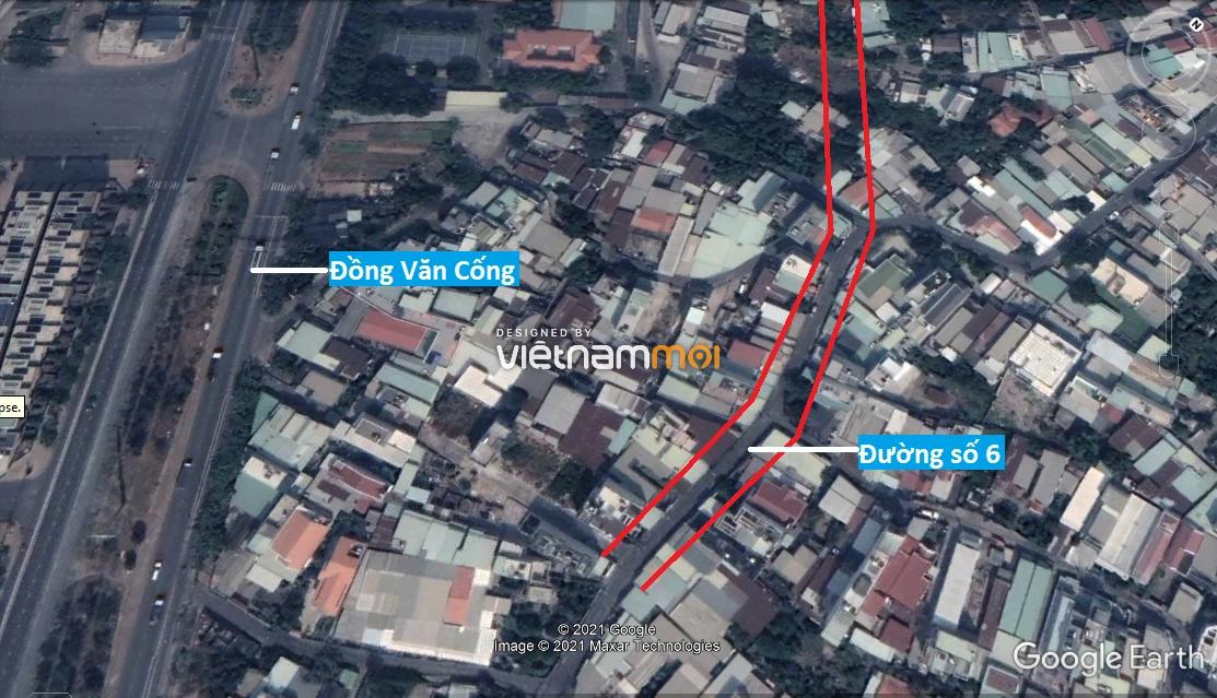 Đường sẽ mở theo quy hoạch ở phường Thạnh Mỹ Lợi, quận 2, Thủ Đức, TP HCM (phần 5) - Ảnh 7.