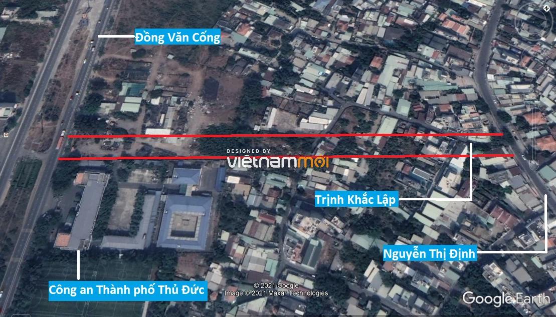 Đường sẽ mở theo quy hoạch ở phường Thạnh Mỹ Lợi, quận 2, Thủ Đức, TP HCM (phần 5) - Ảnh 10.