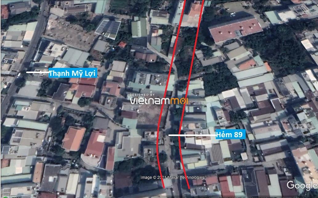 Đường sẽ mở theo quy hoạch ở phường Thạnh Mỹ Lợi, quận 2, Thủ Đức, TP HCM (phần 6) - Ảnh 4.