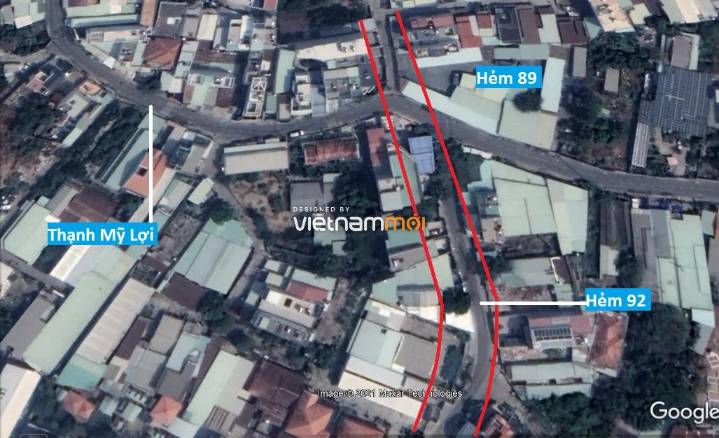 Đường sẽ mở theo quy hoạch ở phường Thạnh Mỹ Lợi, quận 2, Thủ Đức, TP HCM (phần 6) - Ảnh 5.