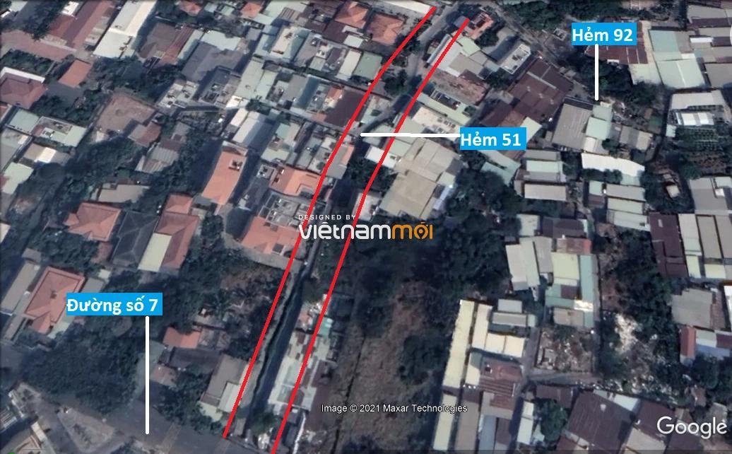 Đường sẽ mở theo quy hoạch ở phường Thạnh Mỹ Lợi, quận 2, Thủ Đức, TP HCM (phần 6) - Ảnh 6.