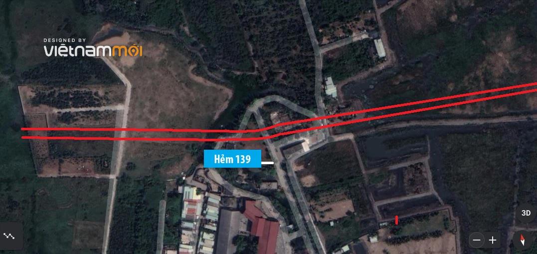 Đường sẽ mở theo quy hoạch ở phường Long Phước, quận 9, Thủ Đức, TP HCM (phần 1) - Ảnh 4.