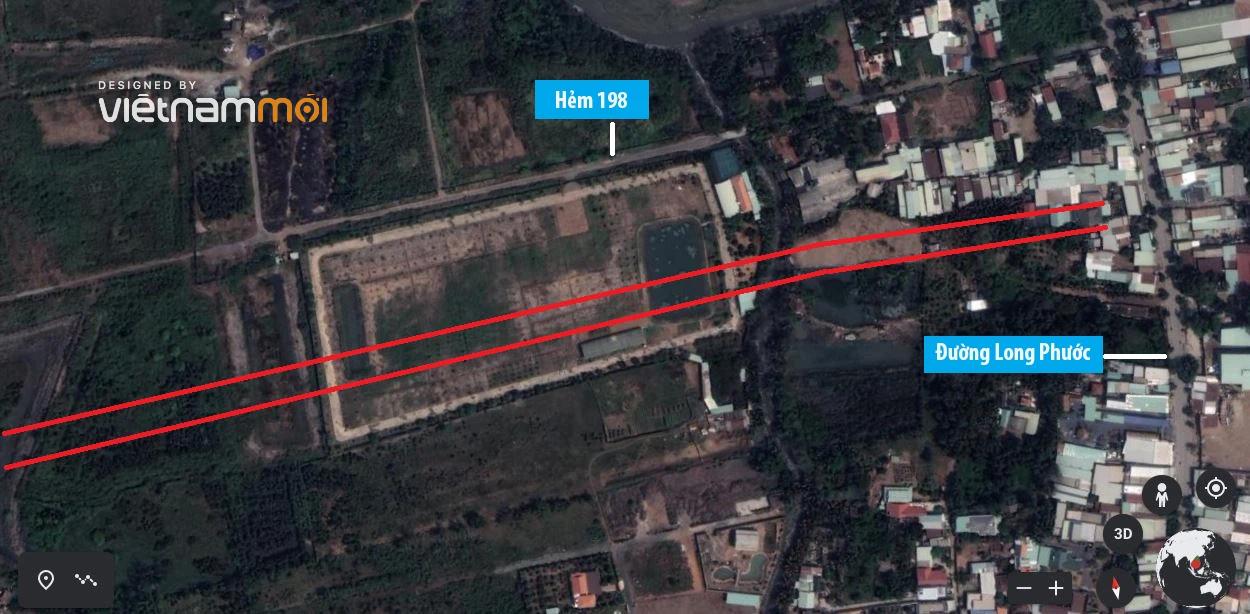 Đường sẽ mở theo quy hoạch ở phường Long Phước, quận 9, Thủ Đức, TP HCM (phần 1) - Ảnh 5.