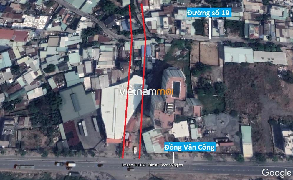 Đường sẽ mở theo quy hoạch ở phường Thạnh Mỹ Lợi, quận 2, Thủ Đức, TP HCM (phần 6) - Ảnh 9.