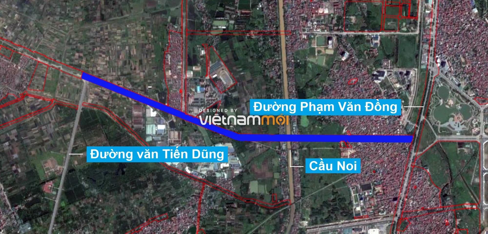 Những khu đất sắp thu hồi để mở đường ở quận Bắc Từ Liêm, Hà Nội (phần 2) - Ảnh 2.