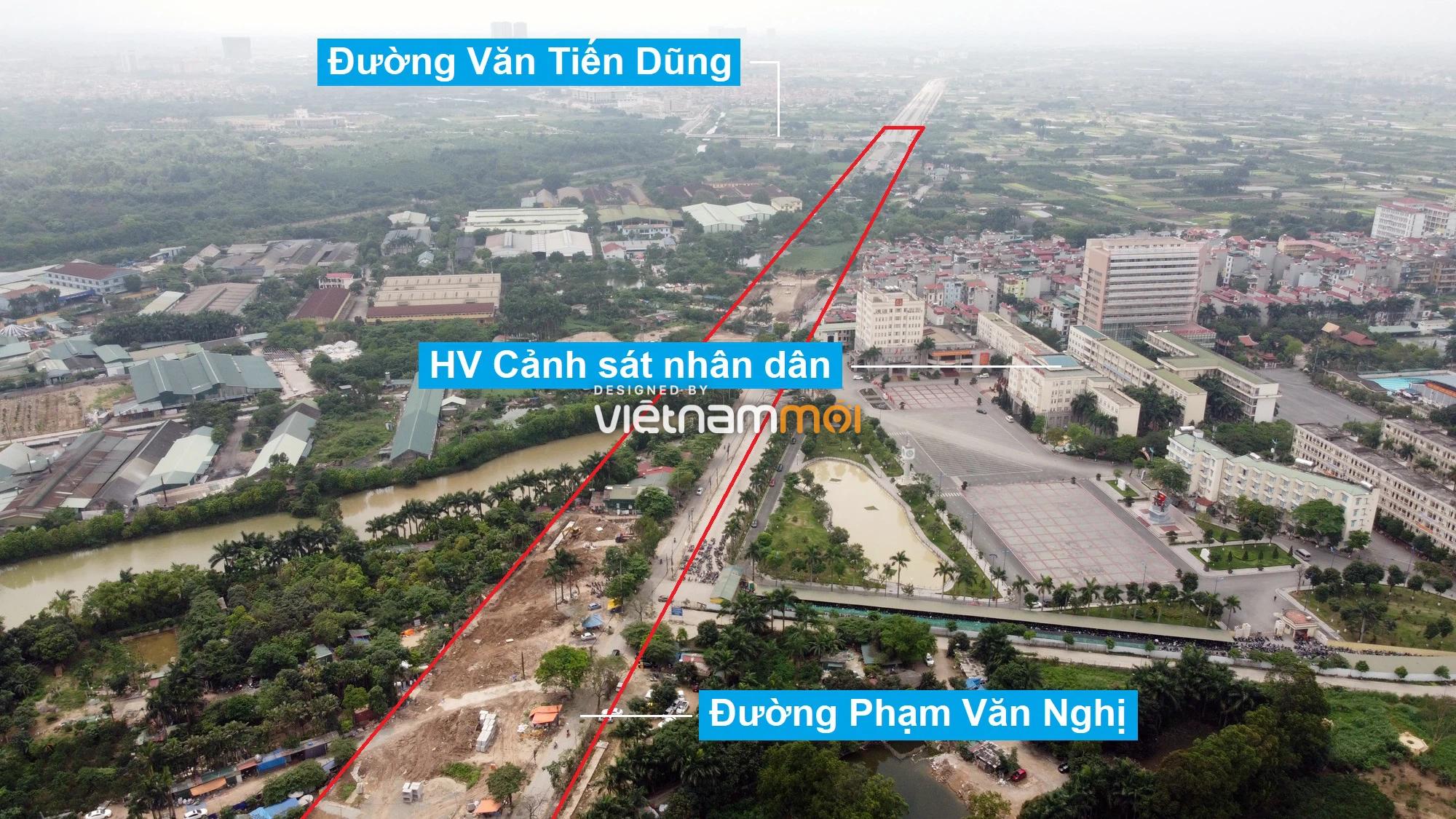Những khu đất sắp thu hồi để mở đường ở quận Bắc Từ Liêm, Hà Nội (phần 2) - Ảnh 4.