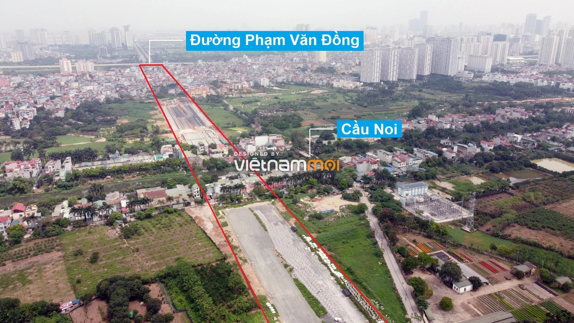 Những khu đất sắp thu hồi để mở đường ở quận Bắc Từ Liêm, Hà Nội (phần 2) - Ảnh 6.