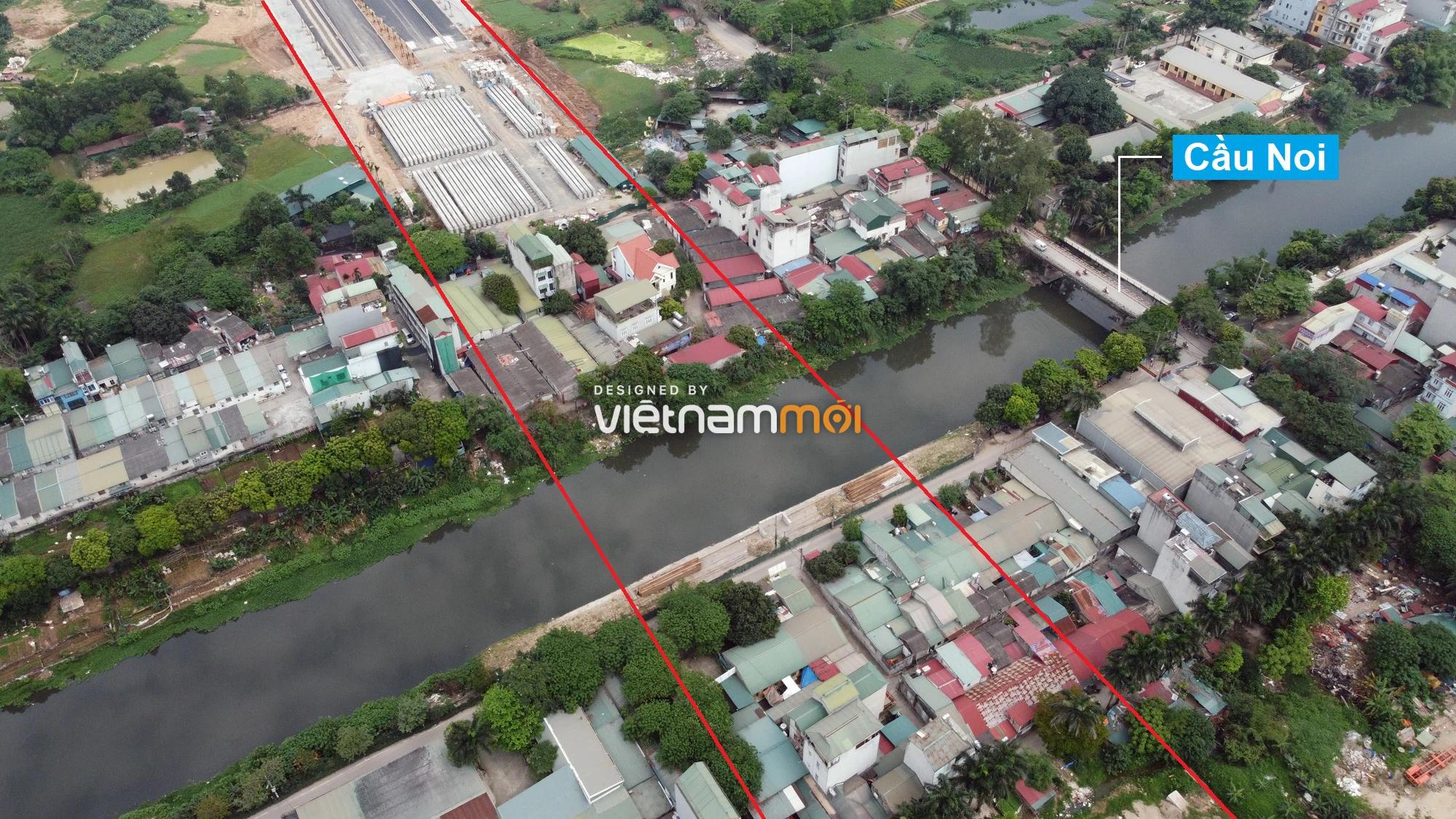 Những khu đất sắp thu hồi để mở đường ở quận Bắc Từ Liêm, Hà Nội (phần 2) - Ảnh 7.