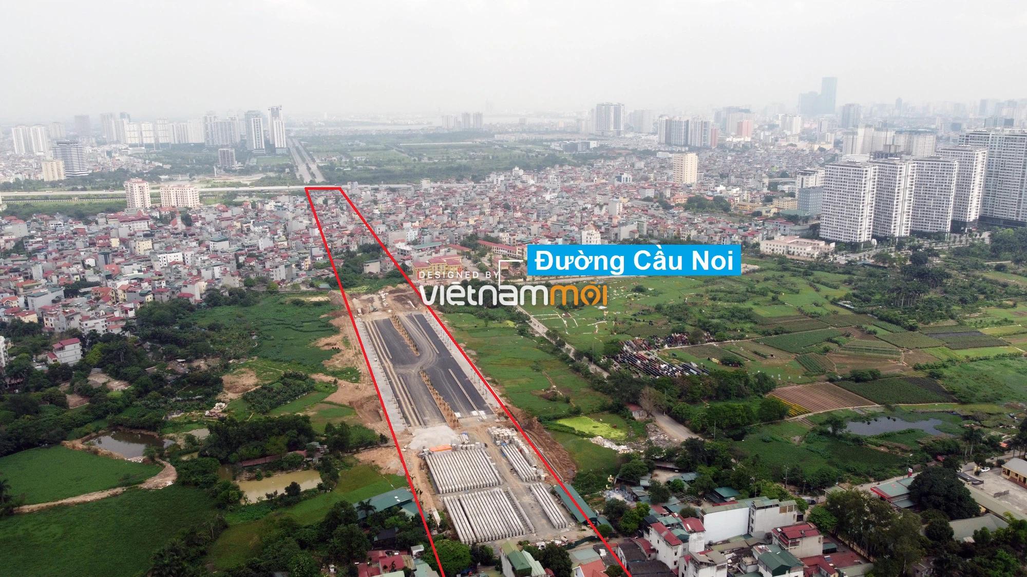 Những khu đất sắp thu hồi để mở đường ở quận Bắc Từ Liêm, Hà Nội (phần 2) - Ảnh 8.