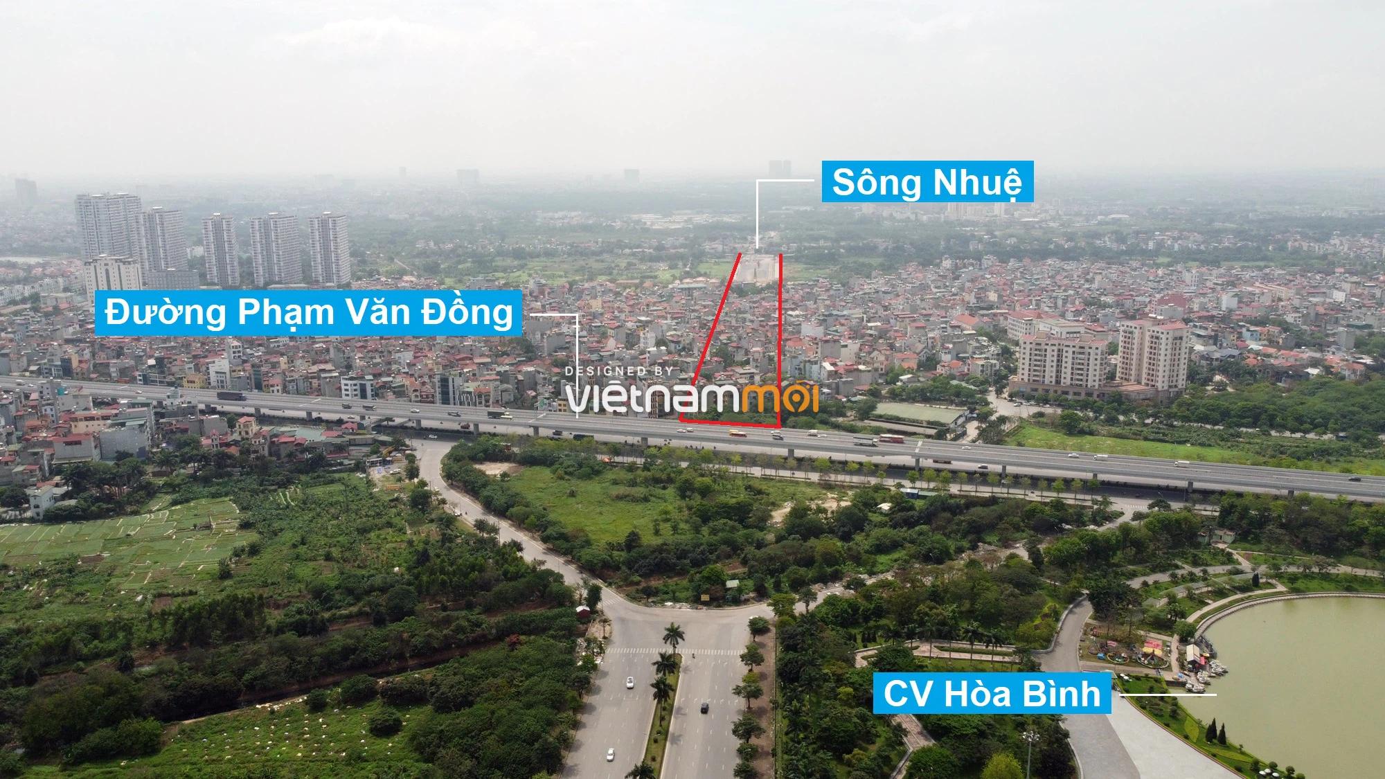 Những khu đất sắp thu hồi để mở đường ở quận Bắc Từ Liêm, Hà Nội (phần 2) - Ảnh 9.