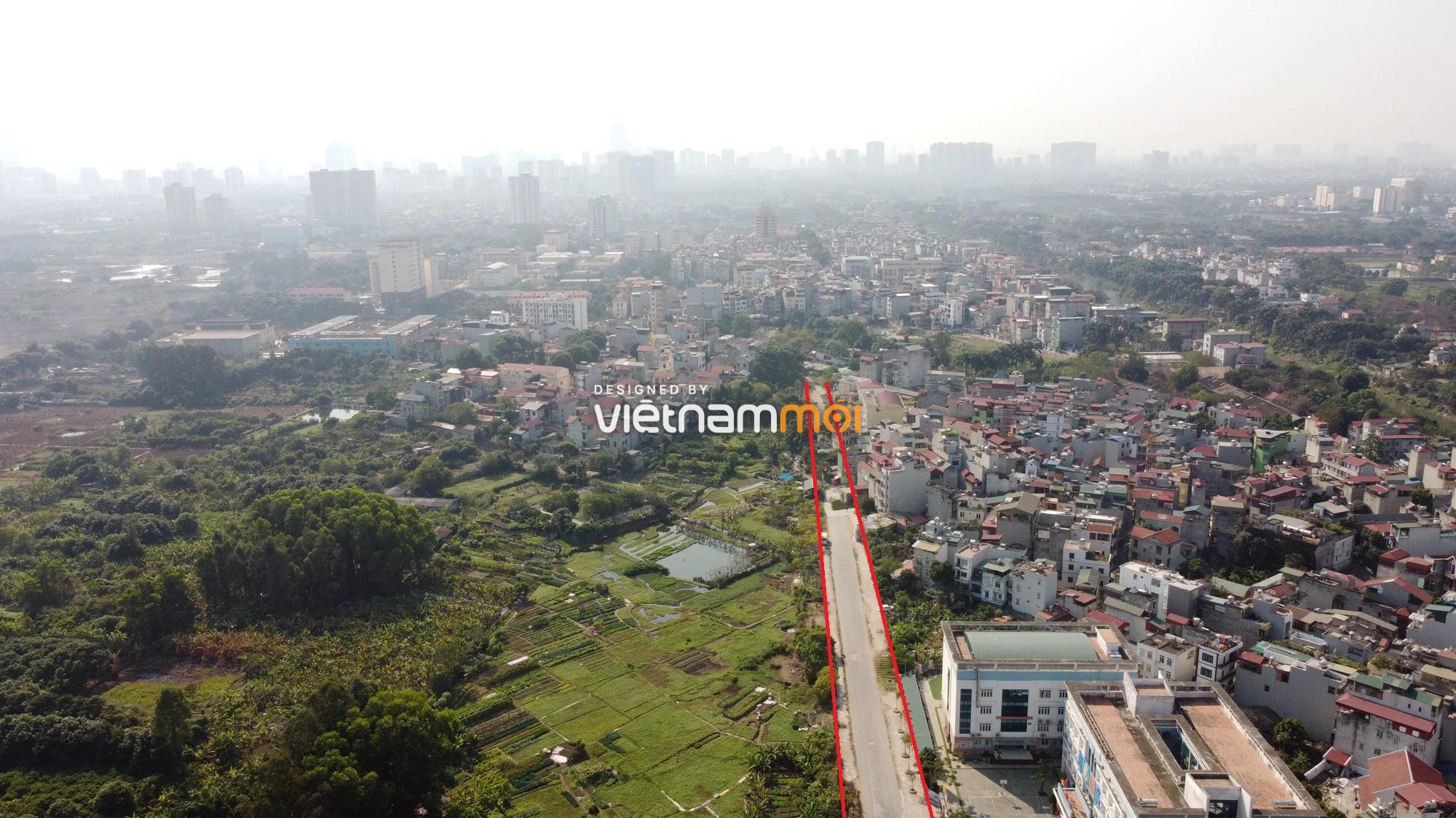 Những khu đất sắp thu hồi để mở đường ở quận Bắc Từ Liêm, Hà Nội (phần 2) - Ảnh 13.