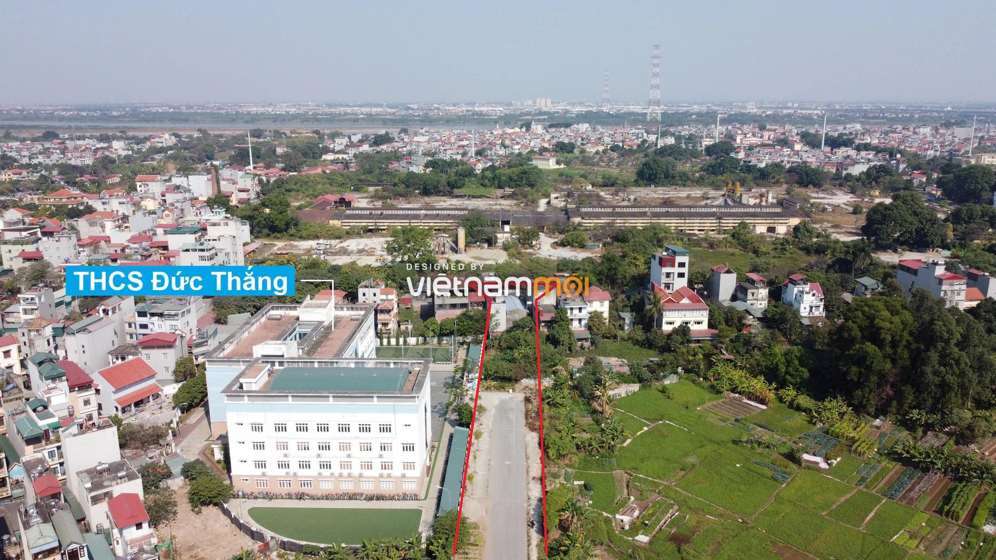 Những khu đất sắp thu hồi để mở đường ở quận Bắc Từ Liêm, Hà Nội (phần 2) - Ảnh 14.