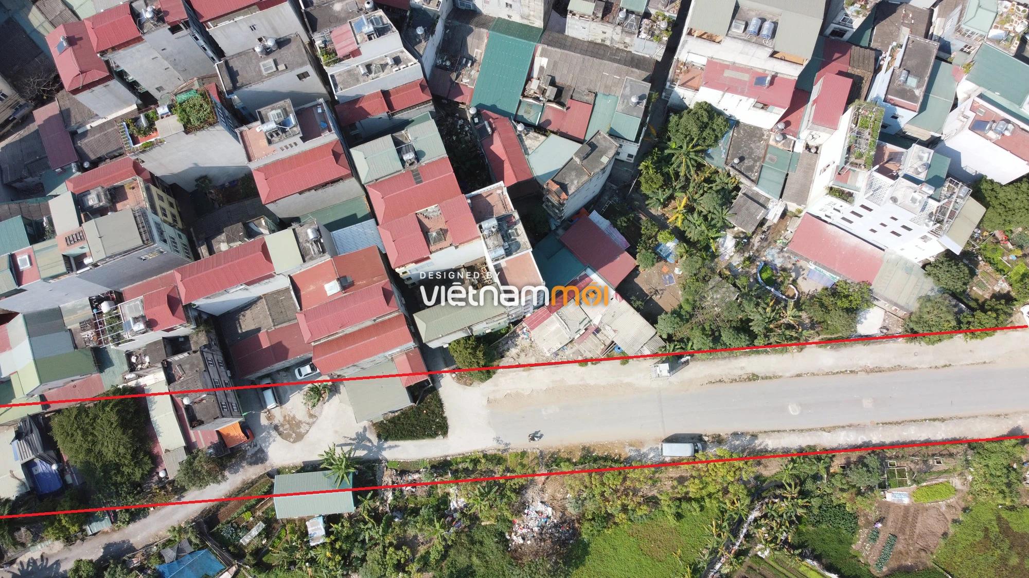 Những khu đất sắp thu hồi để mở đường ở quận Bắc Từ Liêm, Hà Nội (phần 2) - Ảnh 15.