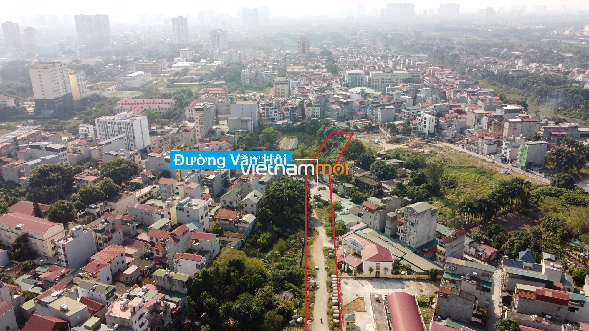 Những khu đất sắp thu hồi để mở đường ở quận Bắc Từ Liêm, Hà Nội (phần 2) - Ảnh 17.