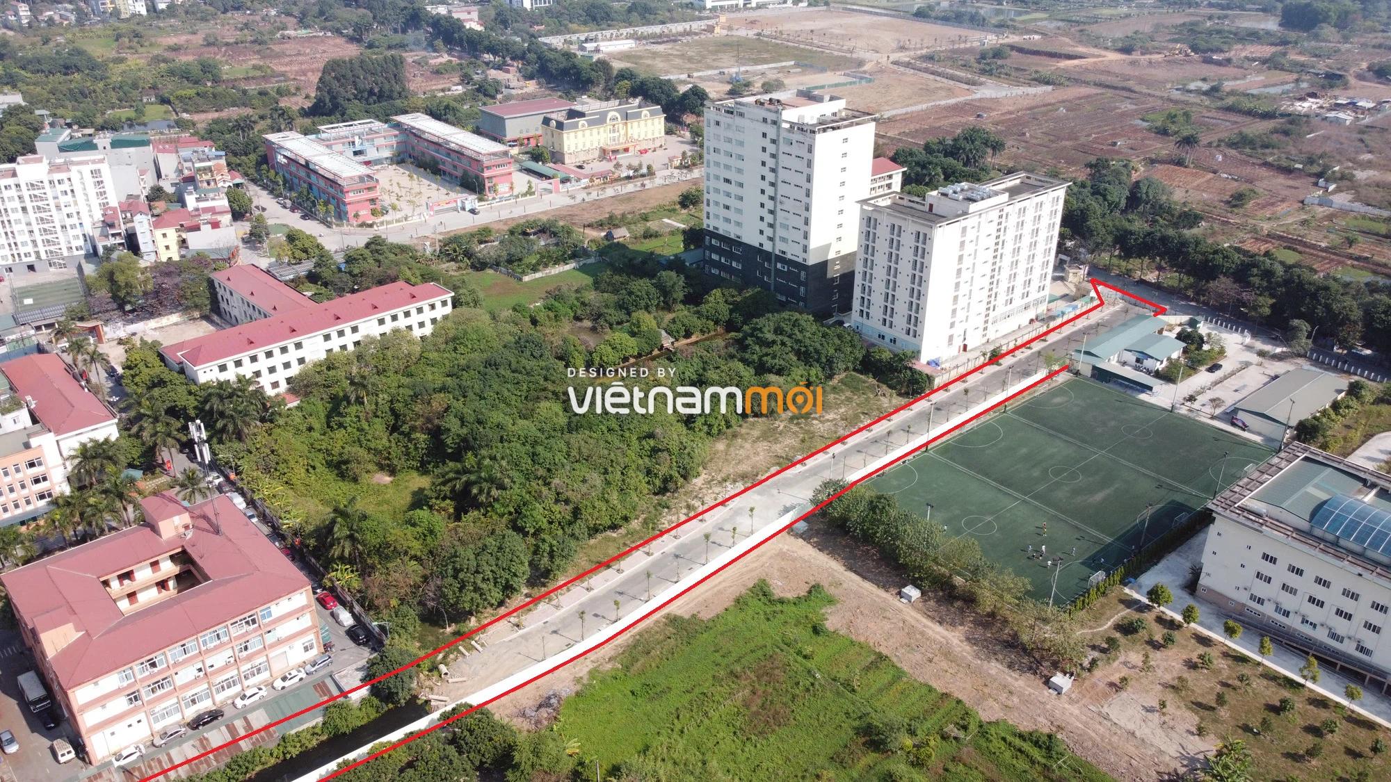 Những khu đất sắp thu hồi để mở đường ở quận Bắc Từ Liêm, Hà Nội (phần 2) - Ảnh 22.
