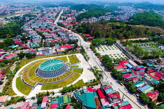 Hải Phát Invest muốn làm 4 dự án nhà ở gần sân bay Điện Biên