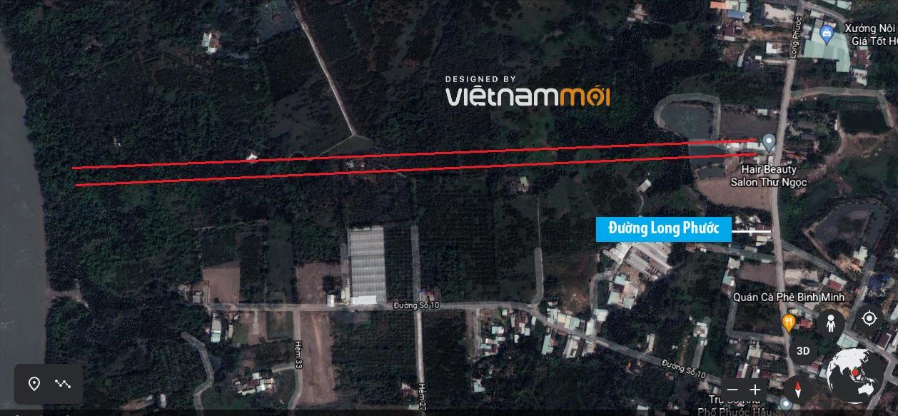 Đường sẽ mở theo quy hoạch ở phường Long Phước, quận 9, Thủ Đức, TP HCM (phần 4) - Ảnh 8.
