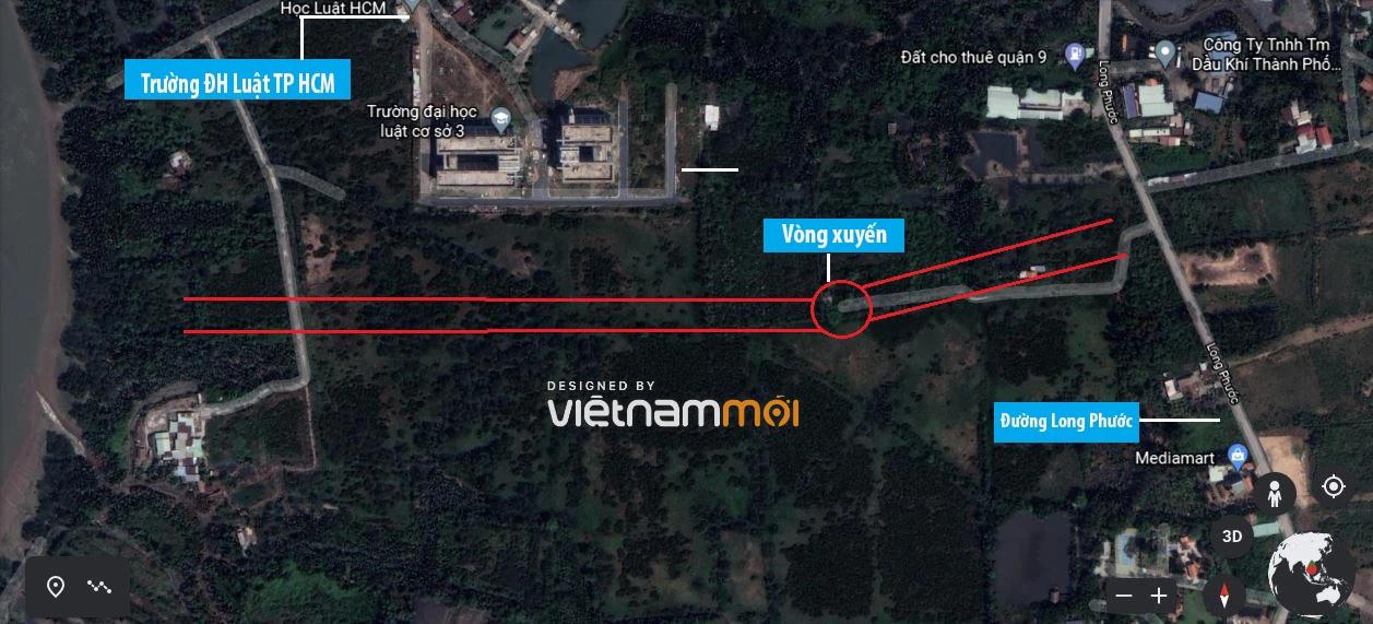 Đường sẽ mở theo quy hoạch ở phường Long Phước, quận 9, Thủ Đức, TP HCM (phần 4) - Ảnh 11.