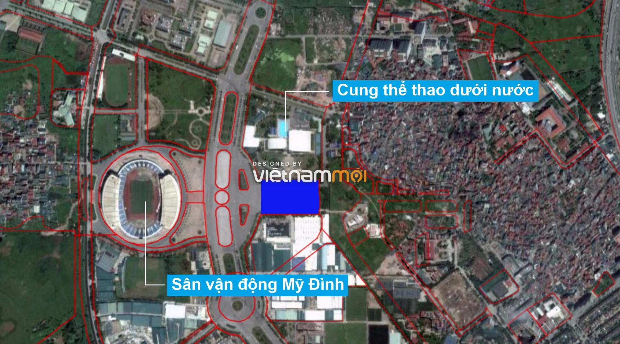 Những khu đất sắp thu hồi để mở đường ở phường Mỹ Đình 1, Nam Từ Liêm, Hà Nội (phần 1) - Ảnh 2.