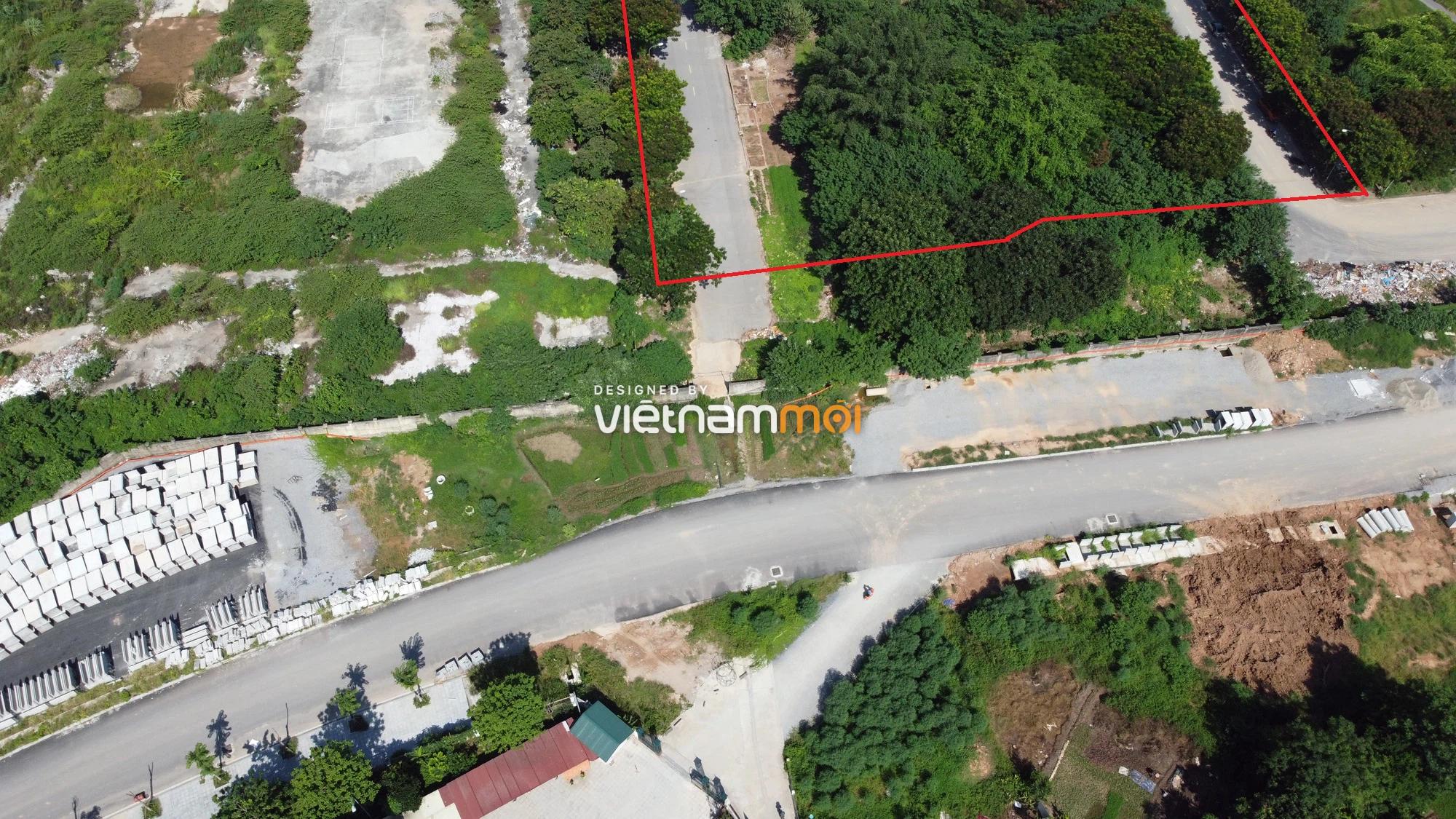 Những khu đất sắp thu hồi để mở đường ở phường Mỹ Đình 1, Nam Từ Liêm, Hà Nội (phần 1) - Ảnh 5.