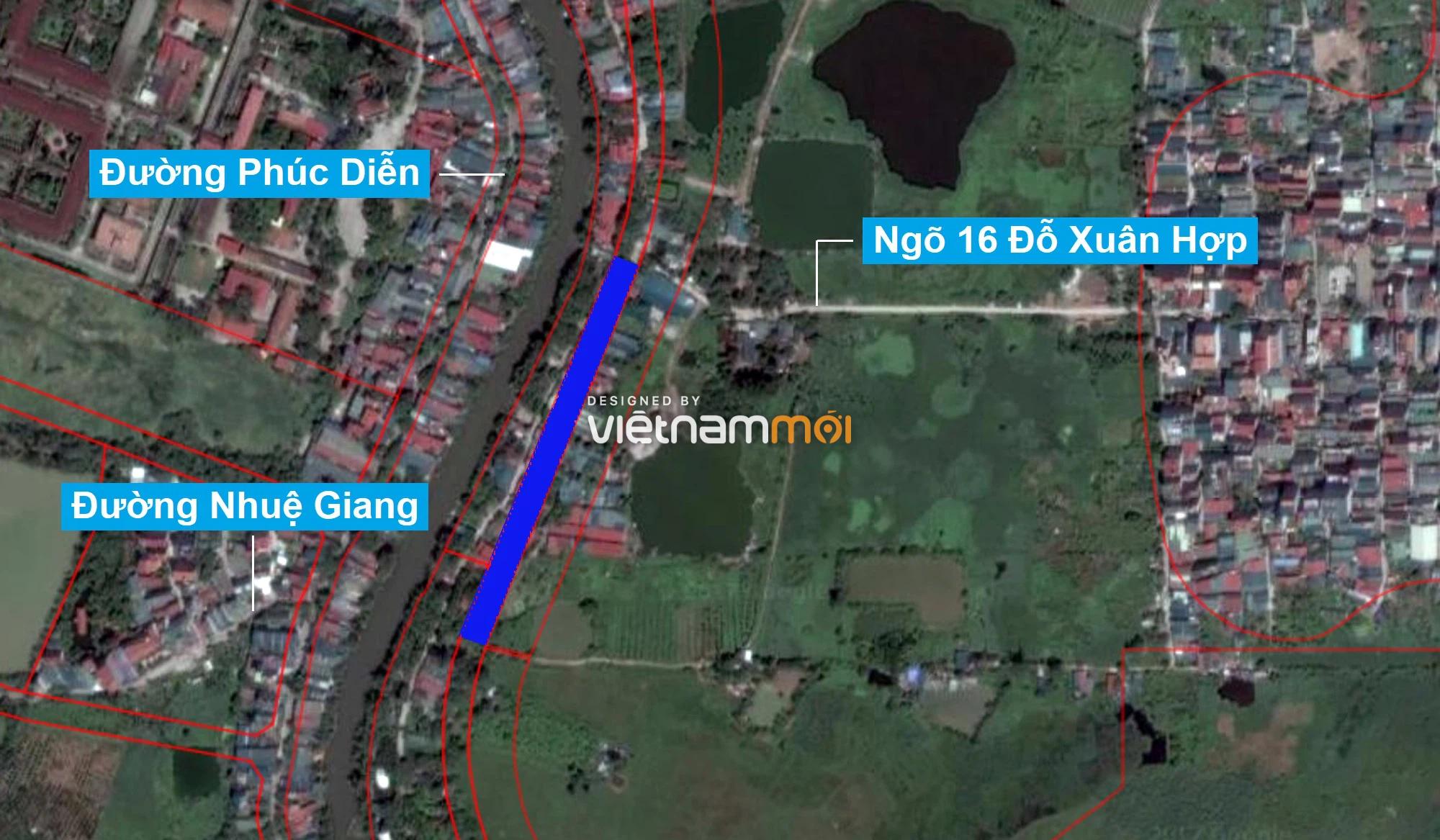 Những khu đất sắp thu hồi để mở đường ở phường Mỹ Đình 1, Nam Từ Liêm, Hà Nội (phần 1) - Ảnh 7.