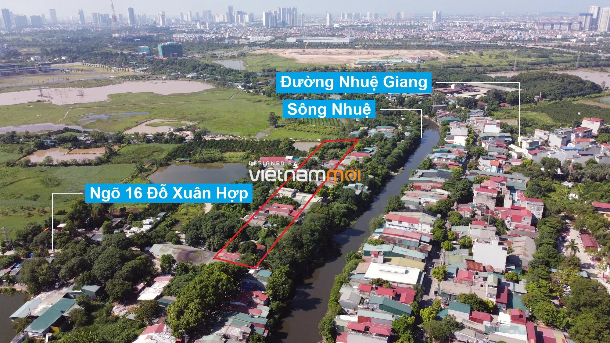 Những khu đất sắp thu hồi để mở đường ở phường Mỹ Đình 1, Nam Từ Liêm, Hà Nội (phần 1) - Ảnh 10.