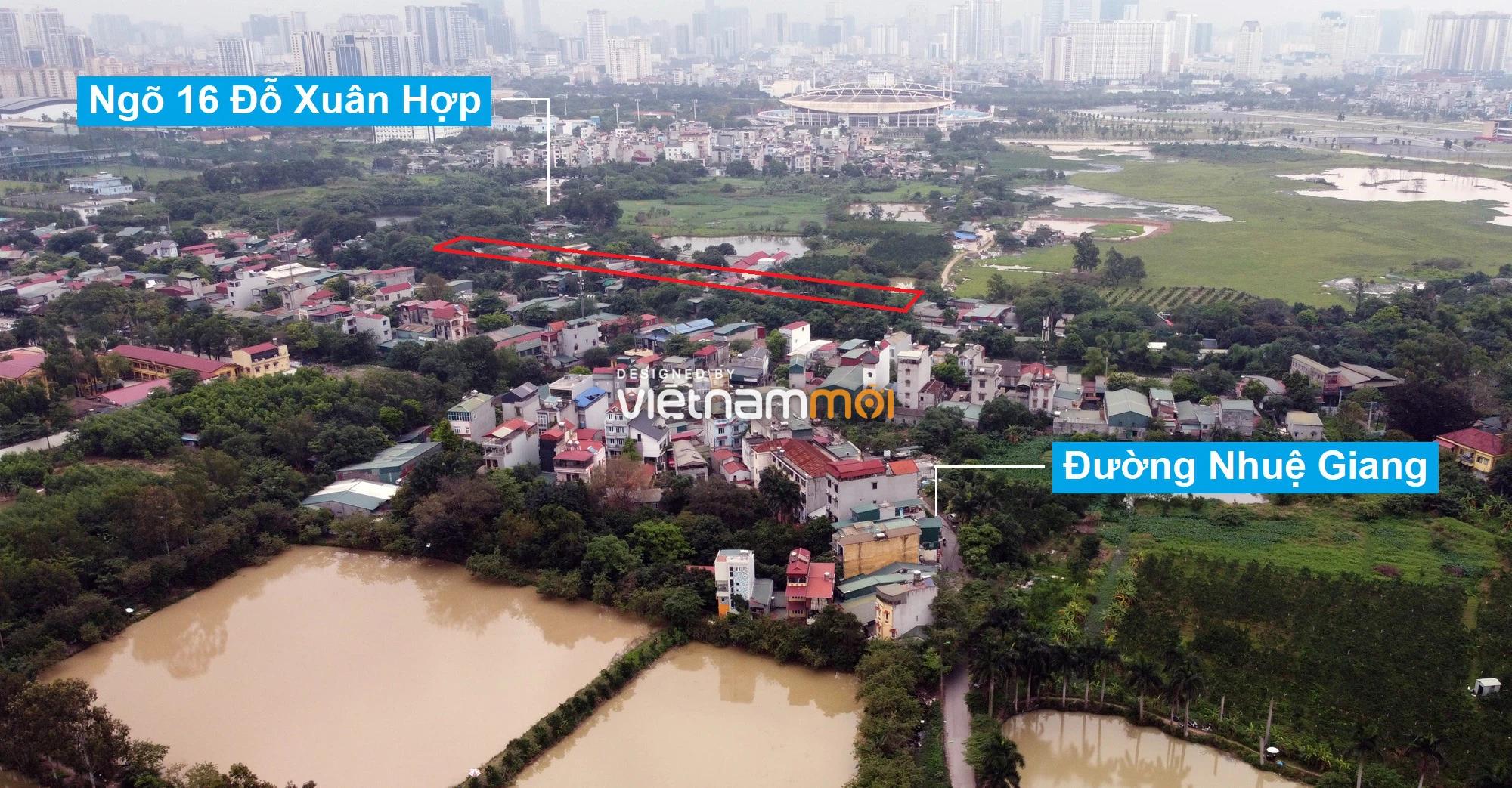 Những khu đất sắp thu hồi để mở đường ở phường Mỹ Đình 1, Nam Từ Liêm, Hà Nội (phần 1) - Ảnh 11.