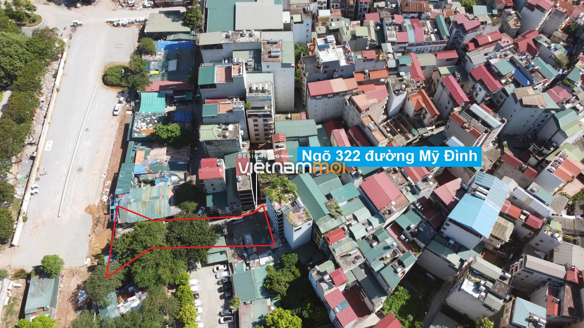 Những khu đất sắp thu hồi để mở đường ở phường Mỹ Đình 1, Nam Từ Liêm, Hà Nội (phần 1) - Ảnh 16.