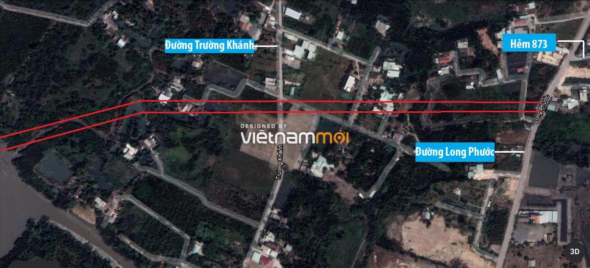 Đường sẽ mở theo quy hoạch ở phường Long Phước, quận 9, Thủ Đức, TP HCM (phần 4) - Ảnh 13.