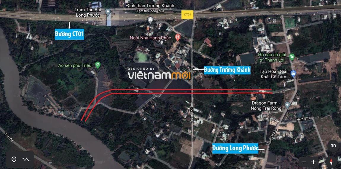 Đường sẽ mở theo quy hoạch ở phường Long Phước, quận 9, Thủ Đức, TP HCM (phần 4) - Ảnh 12.